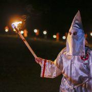 Razzia gegen mutmaßliche Ku-Klux-Klan-Anhänger in Deutschland (Foto)