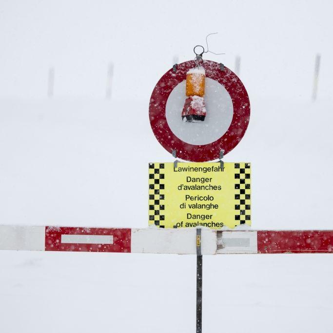 Nach Unglück in Lech: Leiche von viertem deutschen Skifahrer gefunden! (Foto)