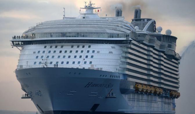 """Todes-Drama auf""""Harmony of the Seas"""""""