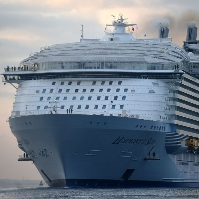 Tödlicher Unfall! Jugendlicher (16) stürzt von Kreuzfahrtschiff (Foto)