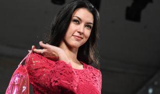 """Rebecca Mir wurde als Kandidatin bei """"Germany's next Topmodel"""" bekannt. (Foto)"""