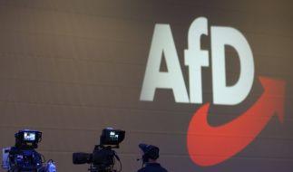 Die Spendenaffäre beschert der AfD weiterhin eher ungewollte Publicity. (Foto)
