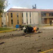 21 Tote und 68 Verletzte nach Anschlag auf Polizeischule (Foto)