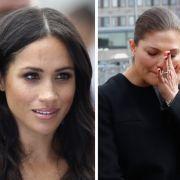 Schwere Woche für Herzogin Kate, Herzogin Meghan und Prinzessin Victoria. (Foto)