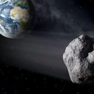 DIESE 3 Asteroiden rasen am Wochenende auf die Erde zu (Foto)