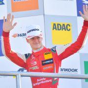 Der deutsche Rennfahrer Mick Schumacher wird beim Race of Champions gemeinsam mit Sebastian Vettel fahren. (Foto)