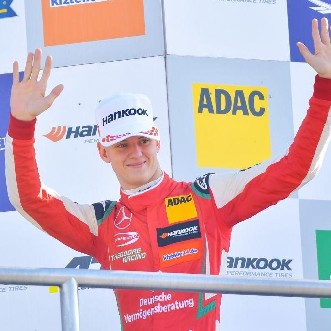 Guerra gewinnt Einzelwertung, Ferrari hat wieder einen Schumacher (Foto)