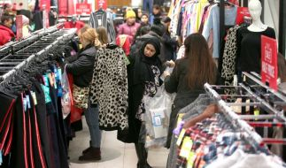 Auch an diesem Verkaufsoffenen Sonntag laden wieder Geschäfte zum Sonntagsverkauf. (Foto)