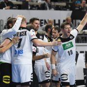 Matchball verwandelt! Deutschland nach Sieg gegen Kroatien im Halbfinale (Foto)