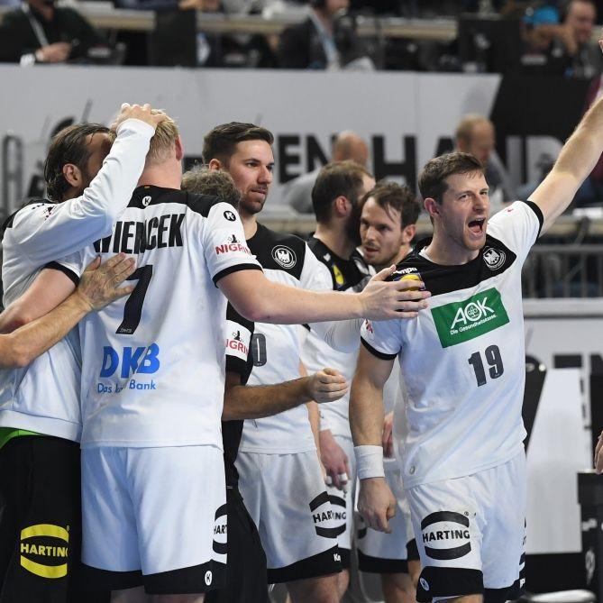 Dänemark wird zum 1. Mal Handball-Weltmeister nach Sieg über Norwegen (Foto)