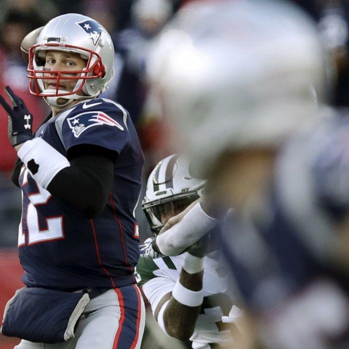 Super Bowl 2019: New England Patriots und Los Angeles Rams (Foto)