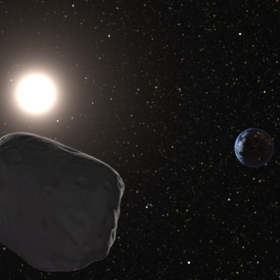 Forscher sicher: Asteroidenbeschuss der Erde verdreifacht (Foto)
