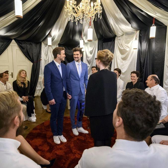 Romantische SdL-Hochzeit! DIESE Stars feiern Comeback (Foto)