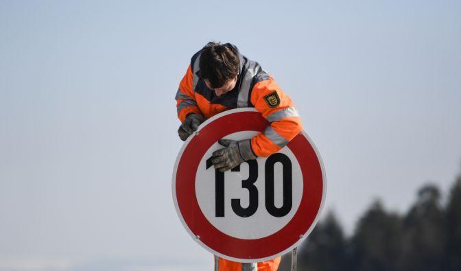 Geschwindigkeitsbegrenzung in Deutschland