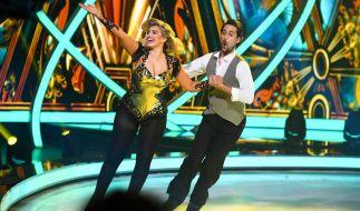 """Sarina Nowak begeisterte die """"Dancing on Ice""""-Zuschauer. (Foto)"""