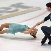 Enttäuschung für deutsche Eiskunstläufer bei Europameisterschaft (Foto)