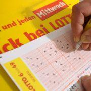 Wann gibt es eineZwangsauszahlung beim Lotto 6 aus 49? (Foto)