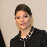 Schon gewusst? Die schwedische Kronprinzessin Victoria hat eine militärische Grundausbildung absolviert. (Foto)