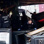 Großrazzia gegen Waffenschmuggler-Ring in Berlinund Brandenburg (Foto)