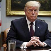 Hausverbot! HIER ist der US-Präsident nicht erwünscht (Foto)