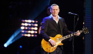 """Bryan Adams kommt im Rahmen seiner """"Shine A Light""""-Tour für fünf Konzerte nach Deutschland. (Foto)"""