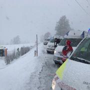 Unwetter-Horror!DWD warnt vor Glatteis, Schnee und Sturm (Foto)