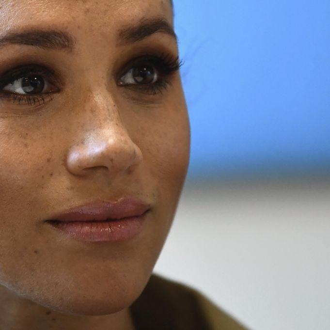 Fake-Skandal! Ist Herzogin Meghan gar nicht schwanger? (Foto)
