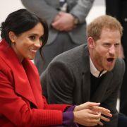 Schwangere Meghan in Gefahr - und Harry wird zum Grummel-Prinz (Foto)
