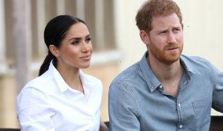 Meghan Markle und Prinz Harry erwarten im Frühjahr ihr erstes gemeinsames Kind. (Foto)