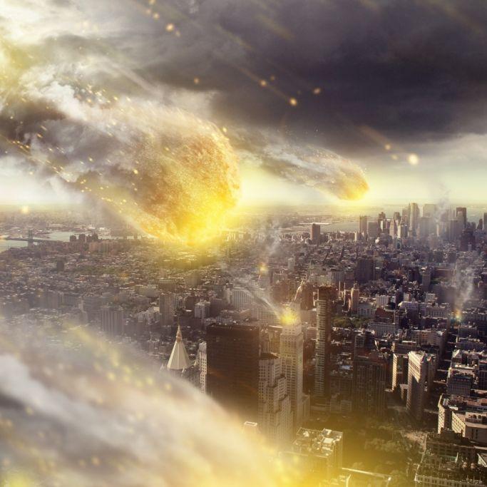 Weltuntergang naht!DIESER Asteroid trifft uns diese Woche (Foto)