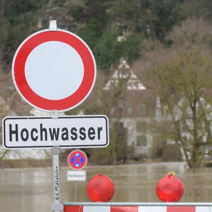 Dürre-Alarm und Hochwasser! So krass wird das Wetter im Frühjahr (Foto)
