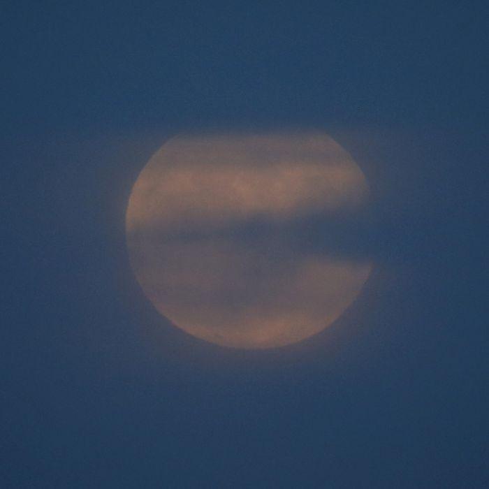 So können Sie heute den größten Vollmond des Jahres beobachten (Foto)