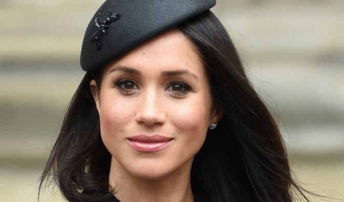 Meghan Markle mit Social-Media-Sperre