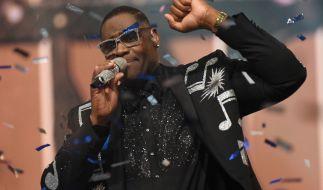 Der Sänger Alphonso Williams musste sich einer Not-OP unterziehen. (Foto)