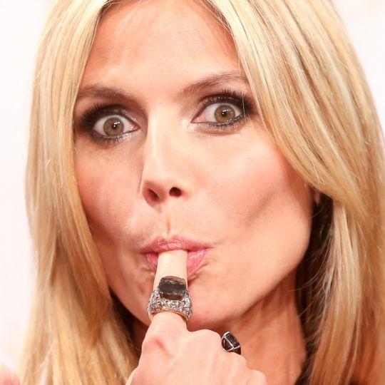 Sexy und verrucht! SO nackt zeigen sich Heidis Models im Netz (Foto)