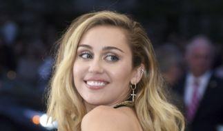 Miley Cyrus legte bei der Met Gala 2018 einen unvergesslichen Auftritt hin. (Foto)