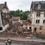 21-facher Mordversuch! Mieter gesteht Auslösen der Explosion (Foto)
