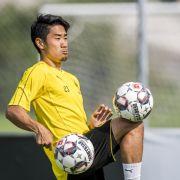 Der BVB verleiht Shinji Kagawa nach Monaco.