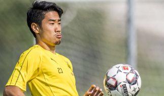 Der BVB verleiht Shinji Kagawa nach Monaco. (Foto)