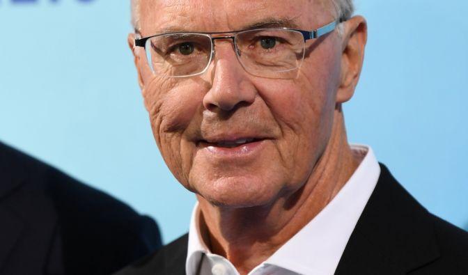 Luca Beckenbauer und Caprice Peschel