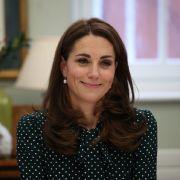 Botox-Beichte! Herzogin Kate kämpft mit den Falten (Foto)