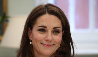 Kate Middleton lüftet ihr Schönheitsgeheimnis. (Foto)