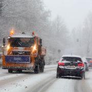 Glätte-Chaos! Über 1.000 Unfälle in 24 Stunden (Foto)