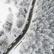 """Achtung, Eisregen! Tief """"Pirmin"""" droht mit Schnee-Walze (Foto)"""