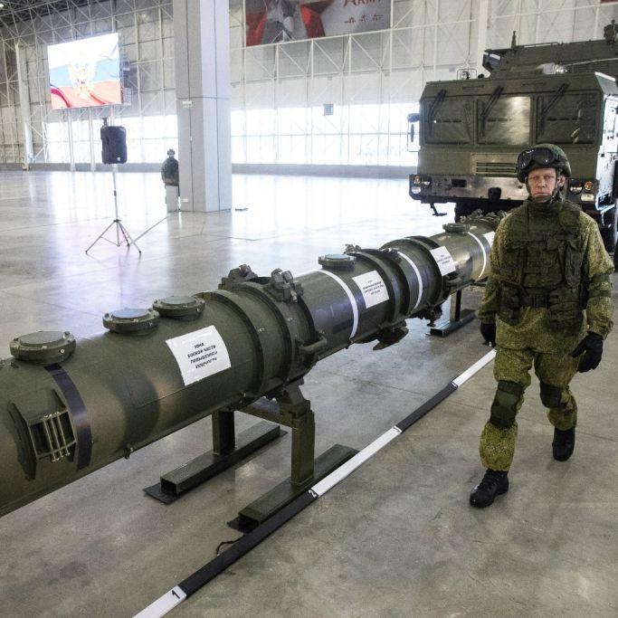 USA steigen aus atomarem Abrüstungsabkommen mit Russland aus (Foto)