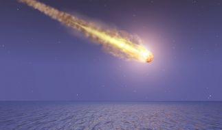 Ein Meteorit ist mit einer lauten Explosion in Kuba eingeschlagen. (Symbolbild) (Foto)