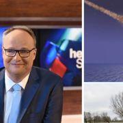 """Oliver Welke in """"heute-show"""" ersetzt // Hochwasser-Gefahr nach Kältewelle // Video: Meteoriteneinschlag schockt Kuba (Foto)"""