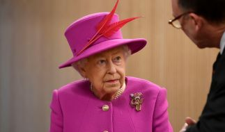 Queen Elizabeth II. steht unter besonderem Schutz. (Foto)
