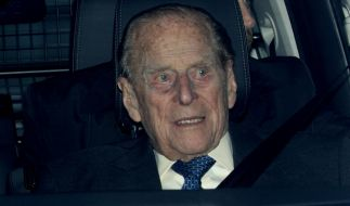 Prinz Philip war im Januar 2019 in einen Autounfall verwickelt. (Foto)