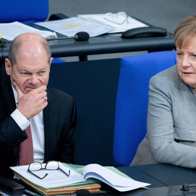Milliardenloch! Deutschland droht riesige Finanzlücke (Foto)